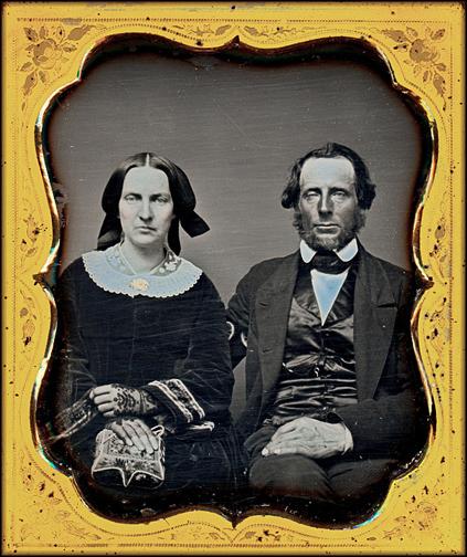 Portrait of a beautiful girl, American daguerreotype, 1850 ...